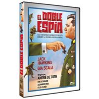 El doble espía - DVD