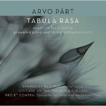 Tabula Rasa  - Concerto for 2 Violins