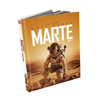 Marte (The Martian) - DVD - Digibook