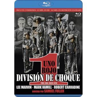 Uno rojo, división de choque - Blu-Ray