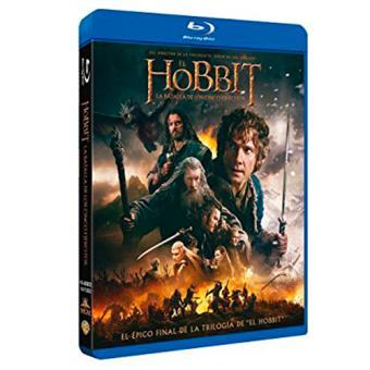El Hobbit: La batalla de los Cinco Ejércitos - Blu-Ray