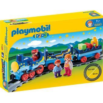Playmobil 123 tren con vías (6880)