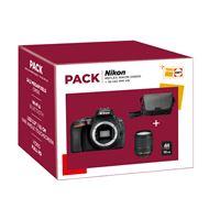 Cámara Réflex Nikon D5600 + 18-140mm VR Pack