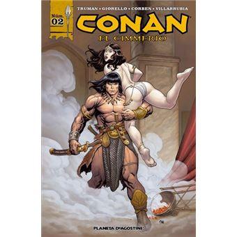Conan El cimmerio nº 02/17