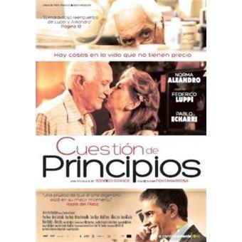 Cuestión de principios - DVD