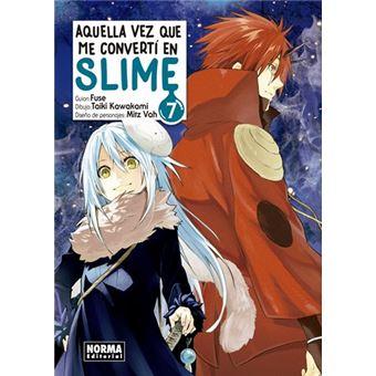 Aquella vez que me convertí en Slime 7