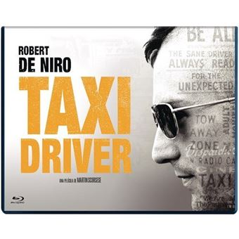 Taxi Driver - Blu-Ray Ed Horizontal - Blu-Ray extras