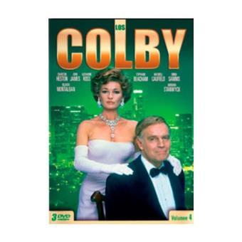 los Colby  Temporadas 4 - DVD