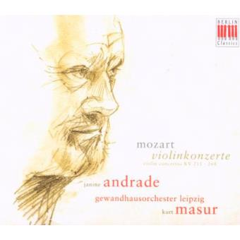 Mozart - Violin Concertos K. 211 & K. 268