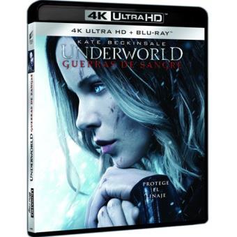 Underworld 5: Guerras de sangre - UHD + Blu-Ray