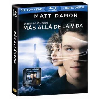Más allá de la vida - Blu-Ray + DVD + Libro - Exclusiva Fnac
