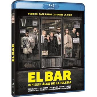 El bar - Blu-Ray