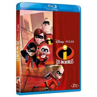 Los Increíbles - Blu-Ray