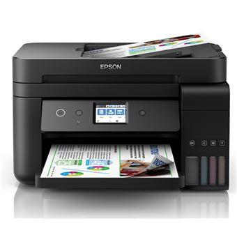 Impresora multifunción Epson EcoTank ET-4750