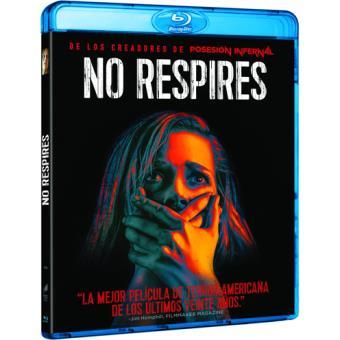 No respires - Blu-Ray