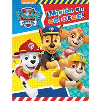 ¡Misión en colores! Paw Patrol - Patrulla Canina - Actividades