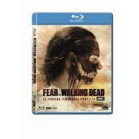 Fear The Walking Dead - Tercera temporada - Blu-Ray