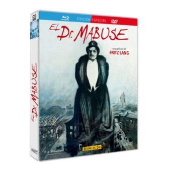 El doctor Mabuse - Blu-Ray + DVD