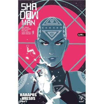 Shadowman 9 - Grapa