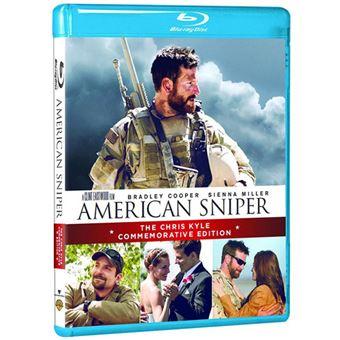 El francotirador - 2014 - Blu-Ray,  Ed especial