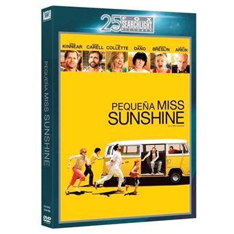Pequeña Miss Sunshine   Ed 25 Aniversario Fox Searchlight - DVD