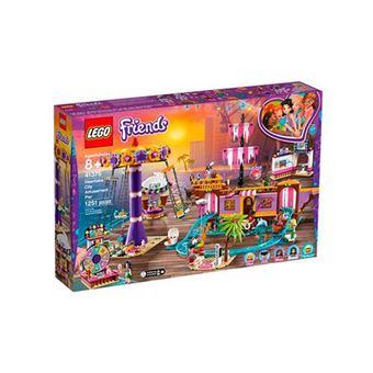LEGO Friends 41375 Muelle de la Diversión de Heartlake City