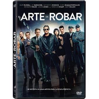 El arte de robar - DVD