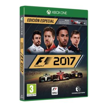 F1 2017 Special Edition Xbox One