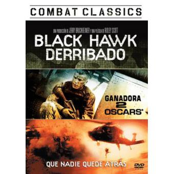 Black Hawk derribado - DVD