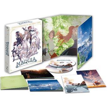 Maquia Ed Coleccionista - Blu-Ray + DVD