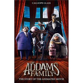 The Addams Family - The Story Of The Animated Movie