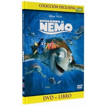 Buscando a Nemo - Exclusiva Fnac - DVD + Libreto