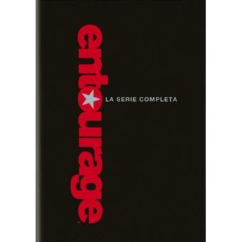 Entourage - El séquito - Temporadas 1-8 La serie completa - DVD