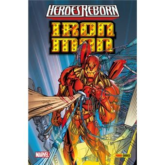 Heroes Reborn. Iron Man