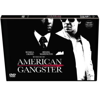 American Gangster - DVD Ed Horizontal