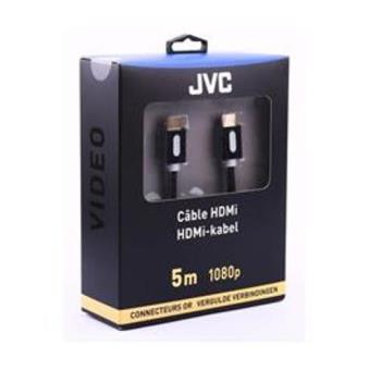 Cable JVC HDMI Gold 5 metros