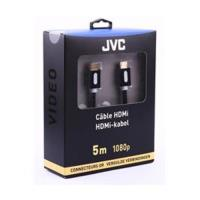 JVC Cable HDMI gold 5 metros