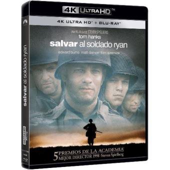 Salvar al soldado Ryan - UHD + Blu-Ray
