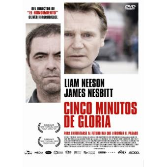 Cinco minutos de gloria - DVD