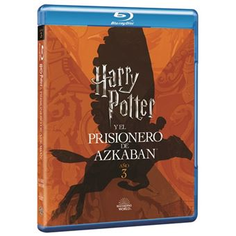 Harry Potter y el prisionero de Azkaban - Blu-Ray