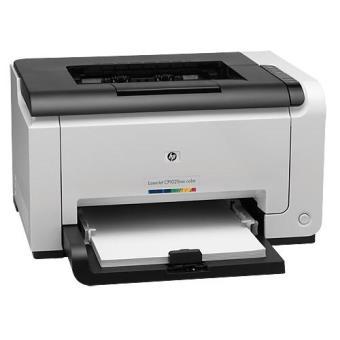 Impresora HP LaserJet Pro CP1025nw Color
