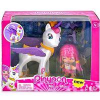 Famosa Pinypon Estrella y unicornio volador