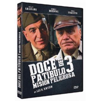 Doce del patíbulo 3: La misión mortal - DVD