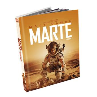 Marte (The Martian) - Blu-Ray  Digibook