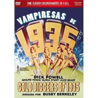 Vampiresas de 1935 - DVD