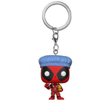 Llavero Funko Marvel Deadpool al baño