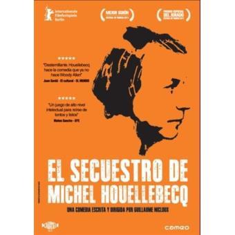 El secuestro de Michel Houellebecq - DVD