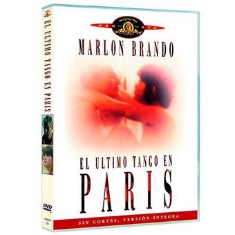 El último tango en París - DVD