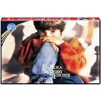 En busca de Bobby Fischer - DVD Ed Horizontal