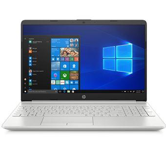 Portátil HP 15-dw0011ns 15,6'' Plata